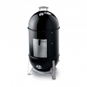 КОПТИЛЬНЯ SMOKEY MOUNTAIN COOKER 47 СМ, ЧЕРНЫЙ